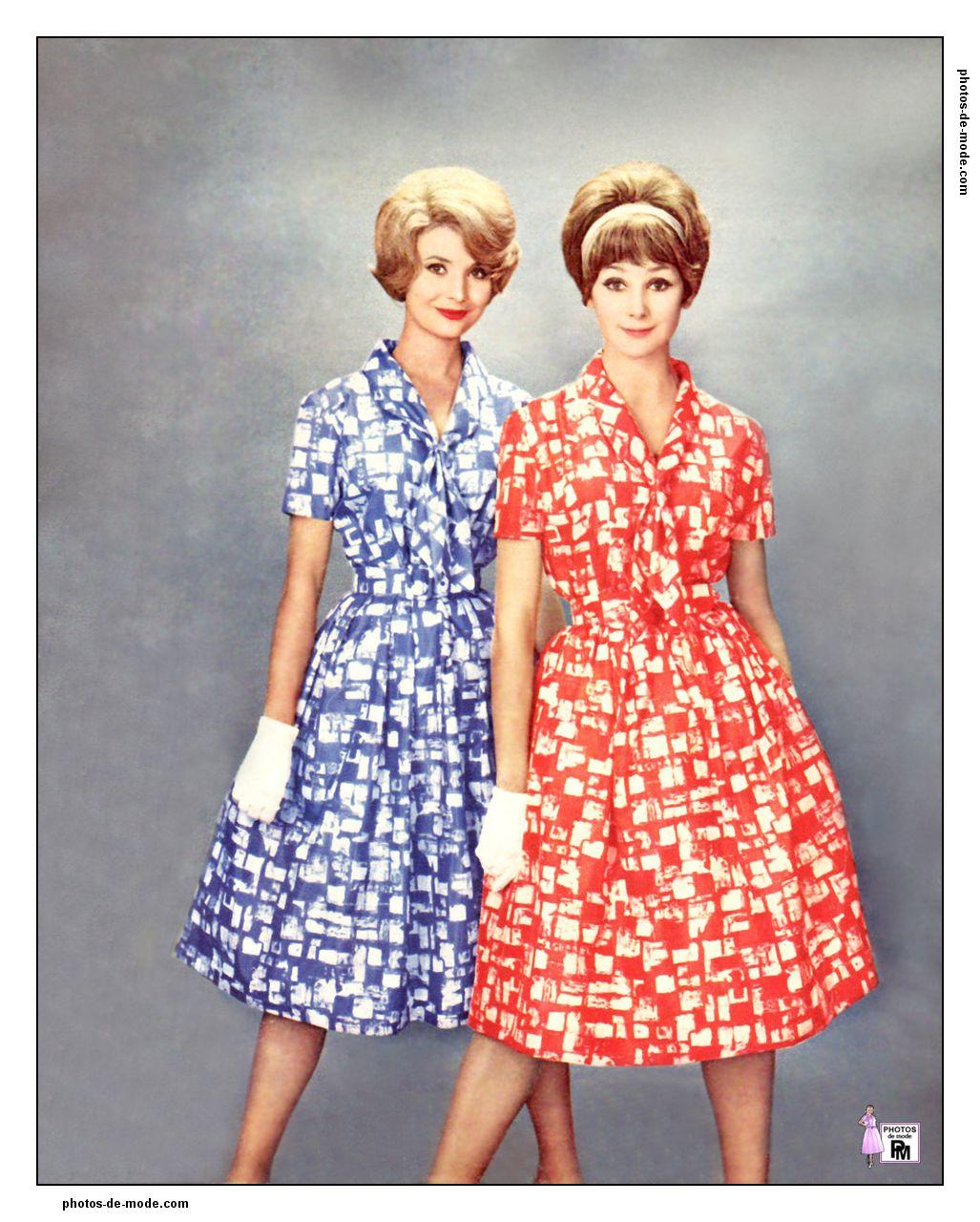 Sixties Womens Fashion