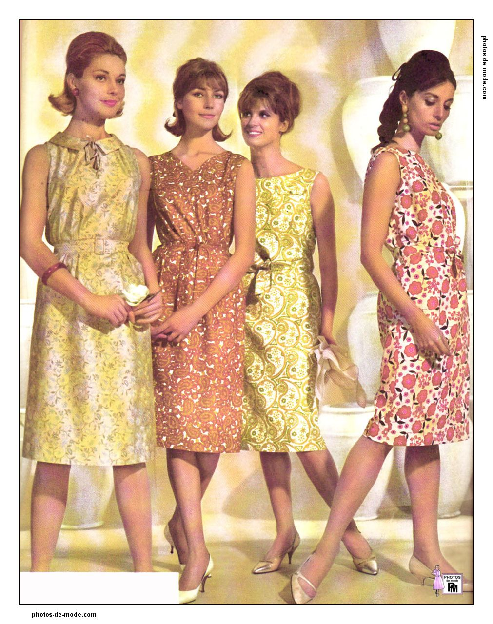 Womens fashion in the 60s 20