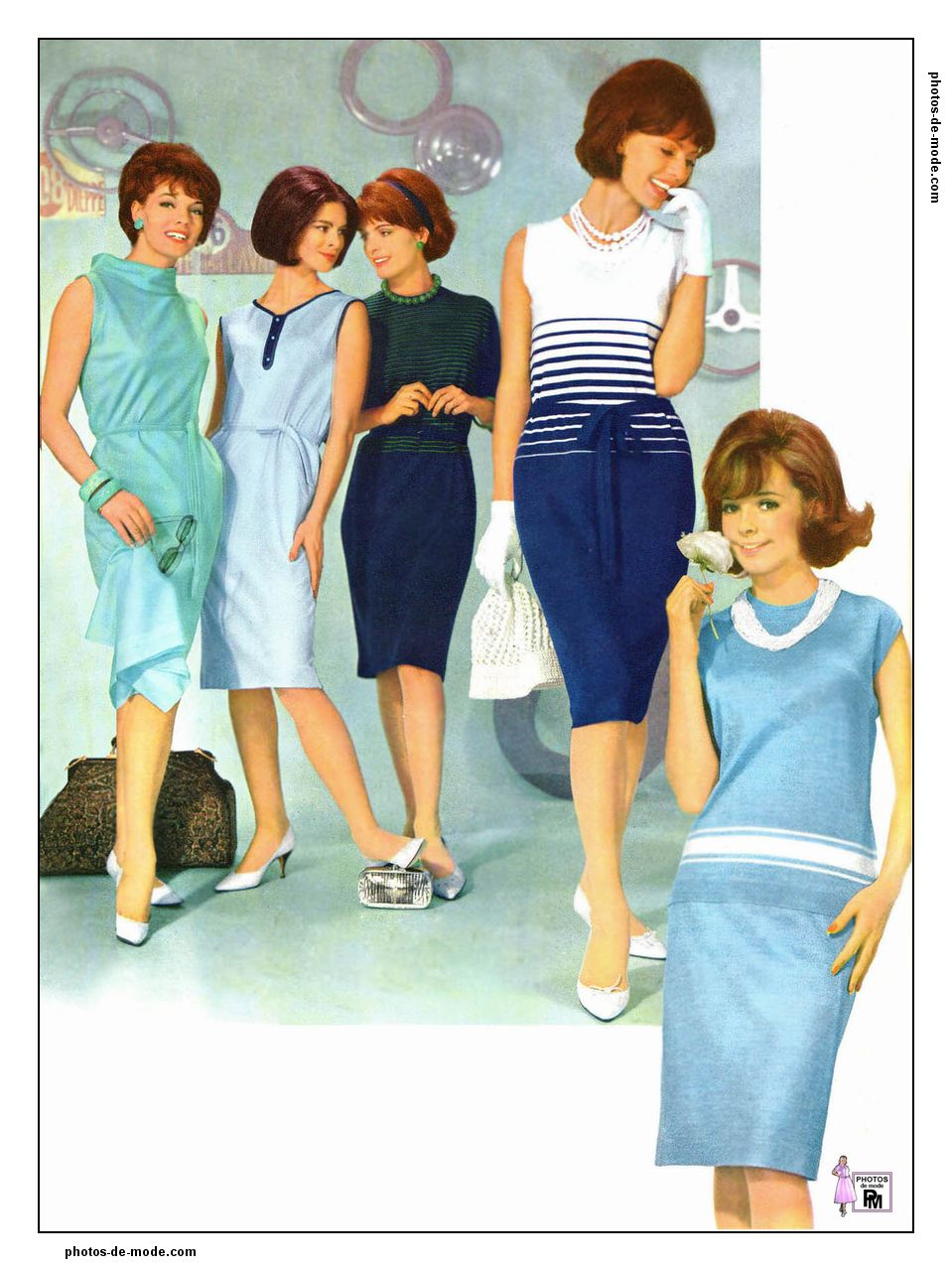 60s women fashion pictures 34