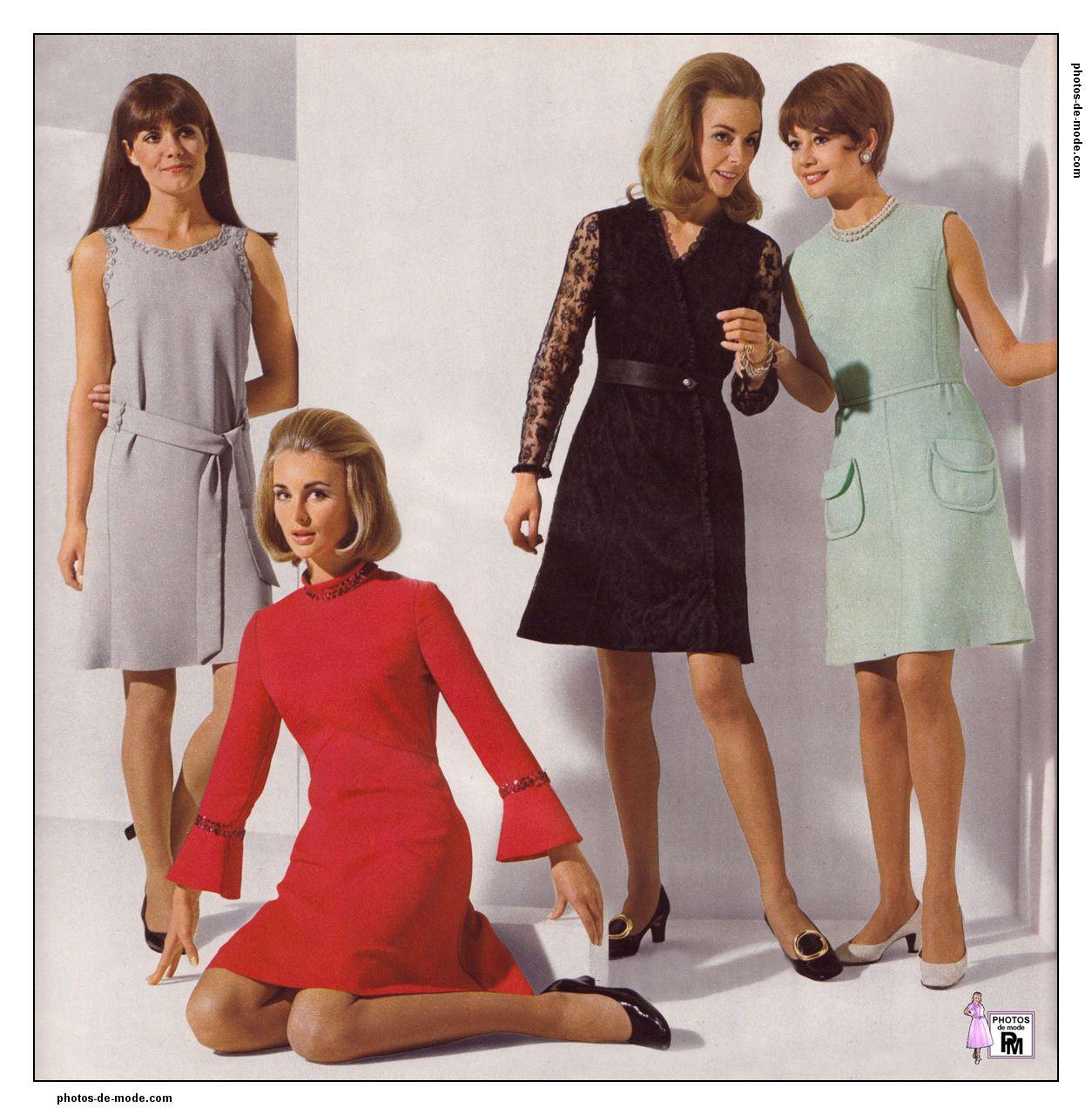Photos de mode r tro des ann es 1950 1960 et 1970 femmes et stars des fifties sixties et seventies - Mode annee 70 femme ...