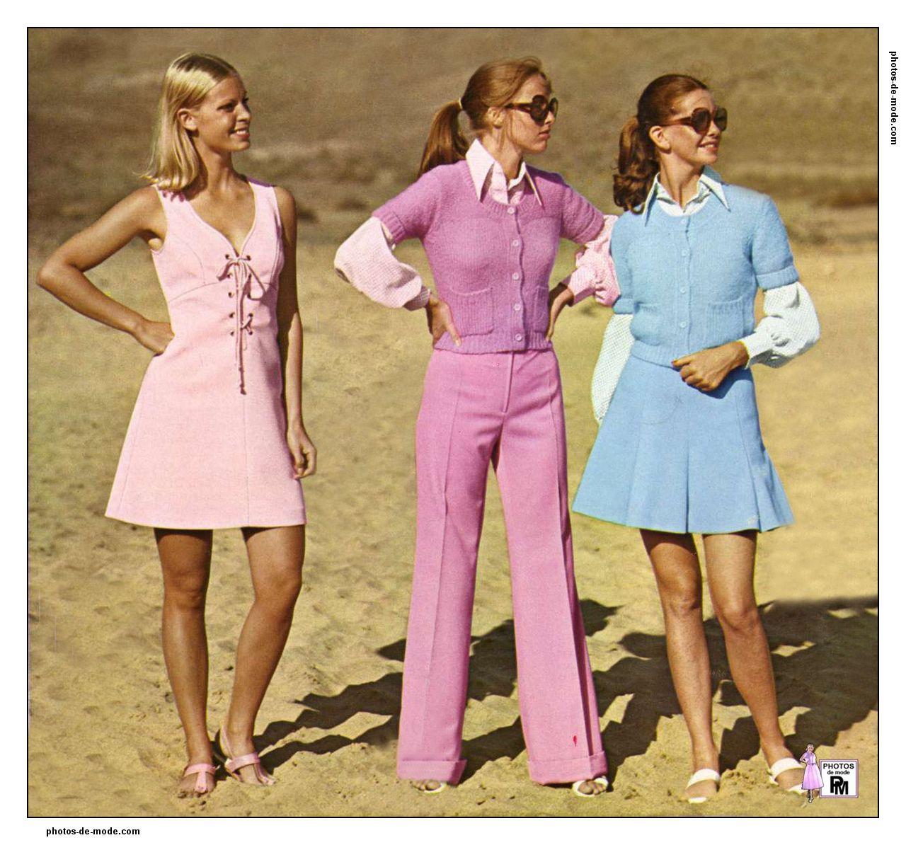Photos de mode rétro des années 1950 1960 et 1970. Femmes et stars ... fe940d121547